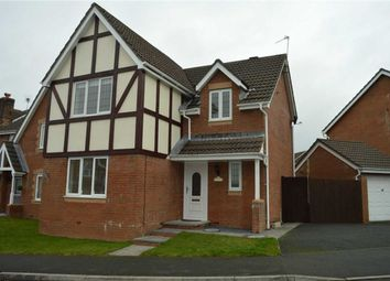 Thumbnail 4 bedroom detached house for sale in Cae Castell, Swansea
