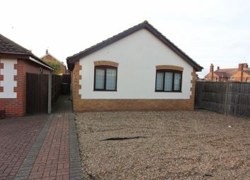 Thumbnail 3 bed detached bungalow for sale in East Anglian Way, Gorleston