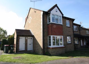 Thumbnail 1 bed end terrace house to rent in Stirling Close, Maidenbower, Crawley