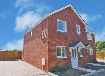 Thumbnail 3 bed semi-detached house for sale in Mynarski Close, Old Sarum, Salisbury