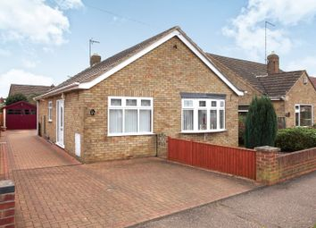 Thumbnail 3 bed detached bungalow for sale in Coneygree Road, Stanground, Peterborough