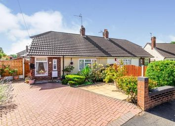 Thumbnail 1 bed bungalow for sale in Yew Tree Lane, Wednesbury, West Midlands
