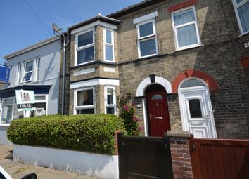 Thumbnail 4 bedroom terraced house for sale in All Saints Road, Pakefield, Lowestoft