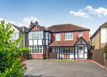 Thumbnail 4 bed detached house for sale in East Molesey, Surrey