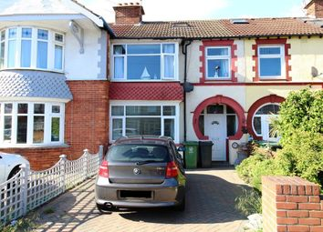 Thumbnail 3 bed terraced house to rent in Hawthorn Crescent, Cosham, Portsmouth