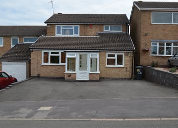 Thumbnail 5 bedroom detached house for sale in Darlington Road, Off Groby Road, Leicester