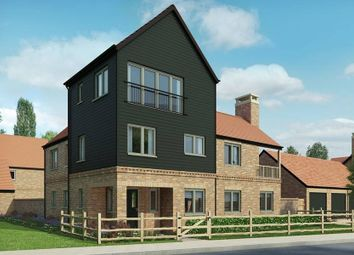 "Thumbnail 5 bedroom detached house for sale in ""The Collinson"" at Andover Road North, Winchester"