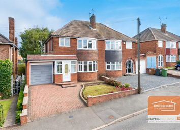 Thumbnail 3 bed semi-detached house for sale in St. Marks Road, Brownhills, Walsall