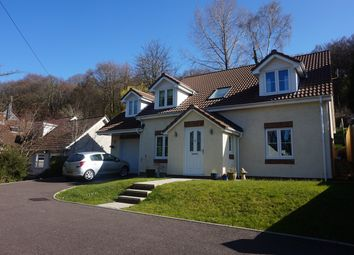 Thumbnail 4 bed detached house for sale in Blaenavon Road, Govilon, Abergavenny