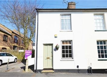 Thumbnail 2 bed semi-detached house to rent in Albert Street, St Albans, Hertfordshire