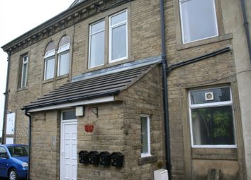 Thumbnail 1 bed flat to rent in Halifax Road, Denholme