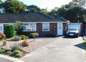 Thumbnail 3 bed semi-detached bungalow for sale in Kingsthorpe Crescent, Skegness