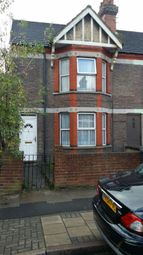 Thumbnail 3 bed terraced house to rent in Grange Avenue, Lutonn