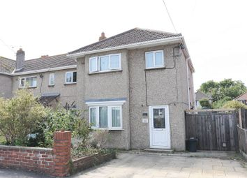 Thumbnail 3 bed terraced house for sale in Halswell Road, Clevedon