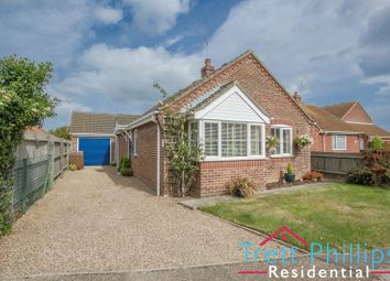 Thumbnail 2 bed detached bungalow for sale in Church Close, Sea Palling, Norwich