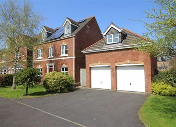 Thumbnail 4 bed detached house for sale in Ladybank Avenue, Fulwood, Preston