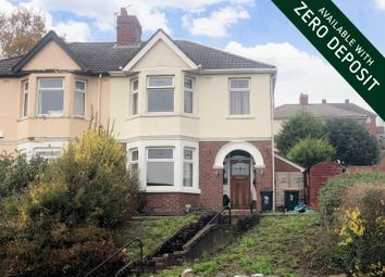 Thumbnail 3 bed property to rent in Chepstow Road, Newport