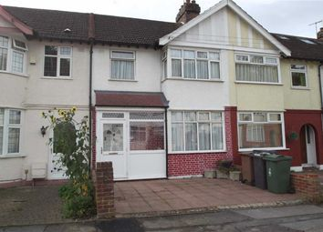 Thumbnail 3 bed terraced house for sale in Alpha Road, London