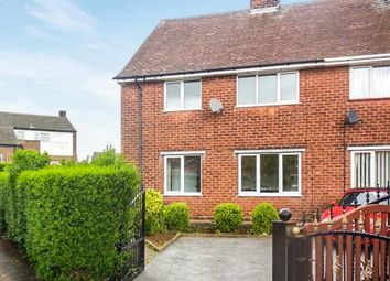 Thumbnail 3 bedroom semi-detached house for sale in Ash Grove, Shirebrook, Mansfield, Derbyshire