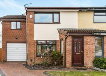 Thumbnail 3 bed semi-detached house for sale in Beatty Drive, Westhoughton, Bolton, Greater Manchester