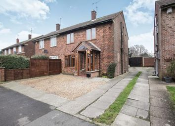 Thumbnail 3 bedroom semi-detached house for sale in Mountview Avenue, Dunstable, Bedfordshire, England