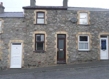 Thumbnail 2 bed terraced house for sale in 38, St Helens Street, Caernarfon