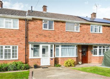 Thumbnail 3 bed terraced house for sale in Boundary Drive, Brentwood