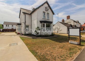 Thumbnail 6 bed detached house for sale in Oundle Road, Woodston, Peterborough