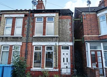 Thumbnail 2 bed terraced house for sale in Wharncliffe Street, Hull