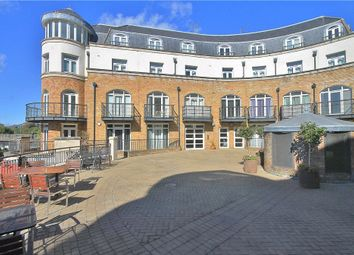 Thumbnail 1 bed flat for sale in Thames Edge Court, Clarence Street, Staines Upon Thames, Middlesex