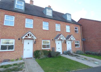 3 bed terraced house for sale in Lily Walk, Evesham, Worcestershire WR11