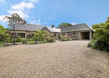 Thumbnail 4 bedroom detached bungalow for sale in Hemerdon, Plymouth