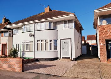 Thumbnail 3 bed semi-detached house for sale in Heaton Road, Elson, Gosport