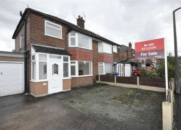Thumbnail 3 bed semi-detached house for sale in Woking Road, Cheadle Hulme Cheadle, Cheshire