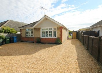 Thumbnail 3 bed detached bungalow for sale in Wimborne Road, Oakdale, Poole
