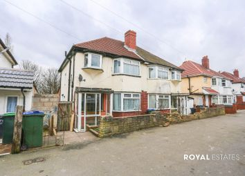 Thumbnail 3 bed semi-detached house for sale in St. Pauls Road, Smethwick