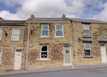 Thumbnail 3 bed terraced house for sale in Park Lea, Park Road, Blackhill, Consett