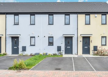 Thumbnail 2 bed terraced house for sale in Clos Onnen, Barry