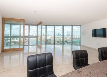 Thumbnail 3 bed flat to rent in St. George Wharf, Nine Elms, Vauxhall