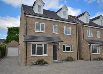 Thumbnail Detached house for sale in Dunmow Road, Takeley, Bishop's Stortford