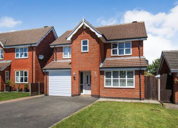 Thumbnail 4 bed detached house for sale in Blisworth Way, Swanwick, Alfreton