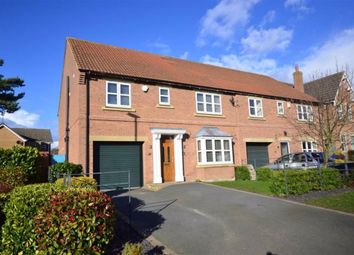 4 bed semi-detached house for sale in Orchard End, Hemingbrough, Selby YO8