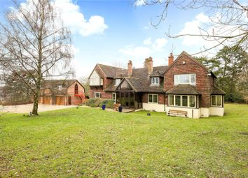 Thumbnail 5 bed detached house for sale in Granham Hill, Marlborough, Wiltshire