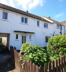 Thumbnail 3 bed terraced house for sale in Trelawney Estate, Madron, Penzance