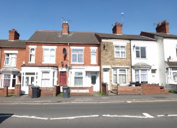 Thumbnail 3 bed terraced house for sale in Gipsy Lane, Northfields, Leicester