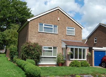 Thumbnail 4 bed detached house for sale in Ashlands Close, Tamworth