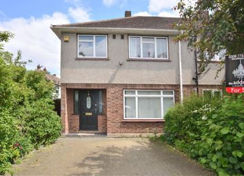 Thumbnail 3 bed end terrace house to rent in Dacres Road, London