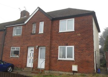 Thumbnail 3 bed end terrace house to rent in Cedar Road, Strood