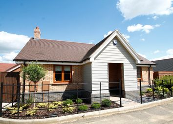 Thumbnail 2 bedroom detached bungalow for sale in Broadlands Way, Ipswich