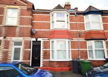 Thumbnail 2 bed terraced house to rent in Kimberley Road, Exeter, Devon